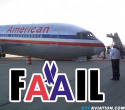 American Airlines Faiil