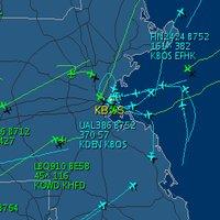 JFK Live Traffic @ FlightAware.com