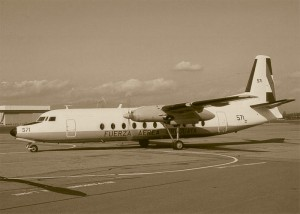 This is the actual aircraft that crashed in Uruguayan Flight 571 in the Andes.