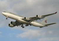 Qatar Amiri Flight Airbus A340-500