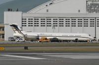 GainJet McDonnell-Douglas MD-83