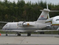 Croatian Government Canadair CL-600 Challenger