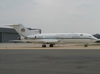 Gambian Government Boeing 727-100