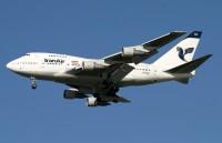 IranAir Boeing 747SP