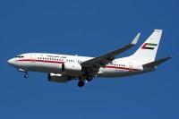 Abu Dhabi Amiri Flight Boeing BBJ