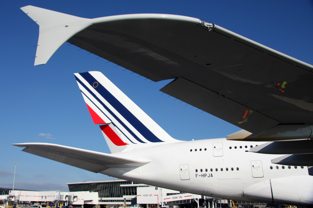 Air France A380 Completes First Flight To America