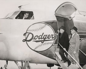 Dodgers Convair