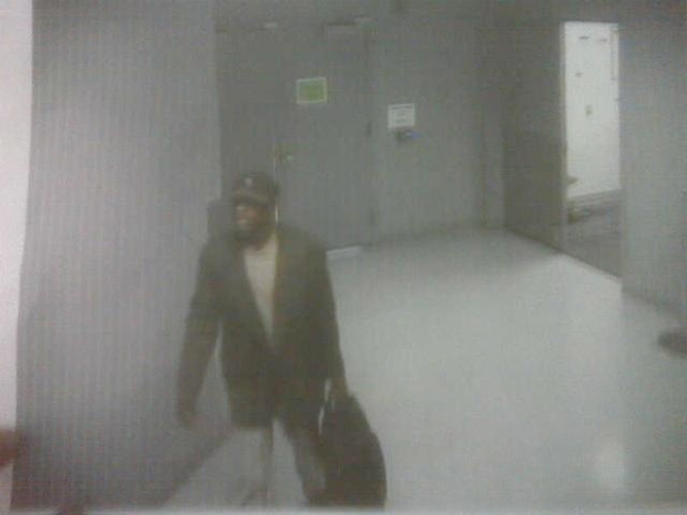This man entered JFK Terminal 8 through an employees-only door