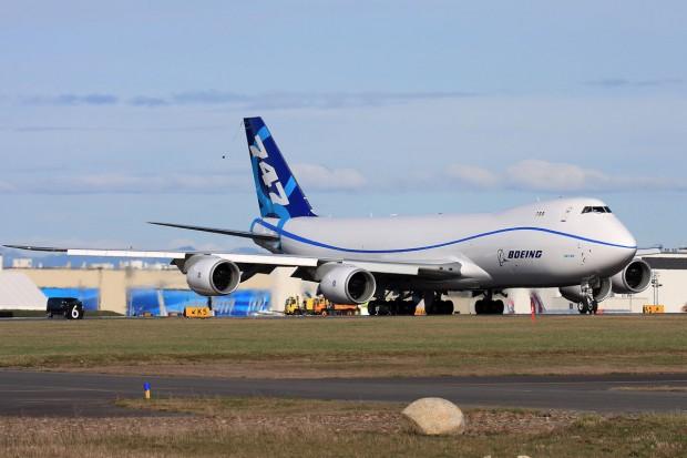 Boeing 501 Heavy Experimental N747EX