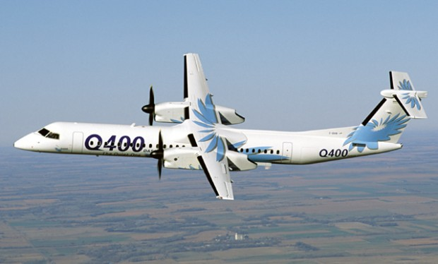 Bombardier DHC-8-400