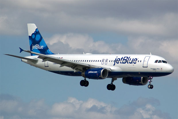JetBlue 1-way Flights