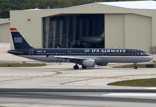 Sully Sullenberger last flight US Airways Airbus A321 (N181UW)