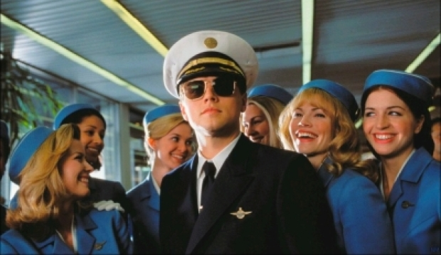 Frank Abagnale as portrayed by Leo DiCaprio in Catch Me If You Can