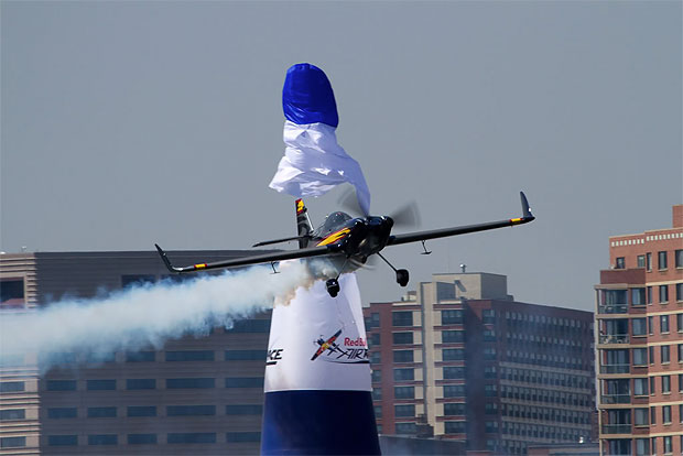 Red Bull Air Race Wows New Yorkers