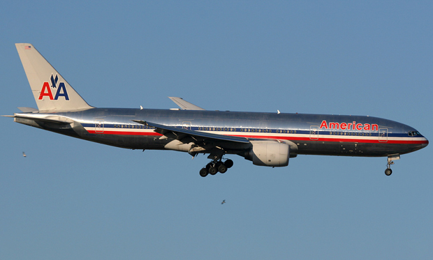 American Airlines Flight Diverts To Military Base Due To