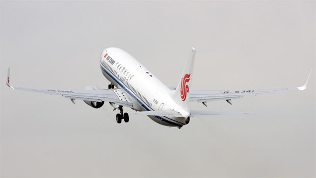 Air China 737-800