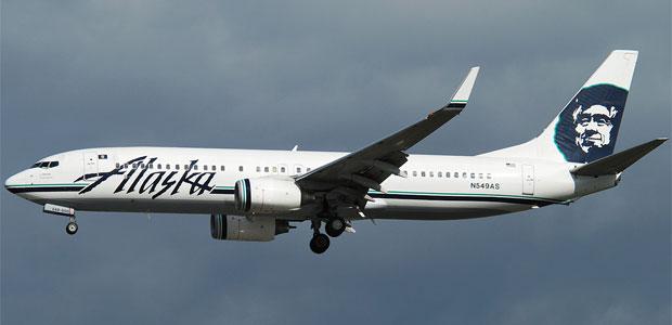 Alaska Airlines 737-800 N549AS