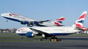 British Airways 777 G-VIIM