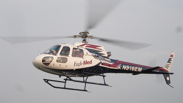 EagleMed Eurocopter