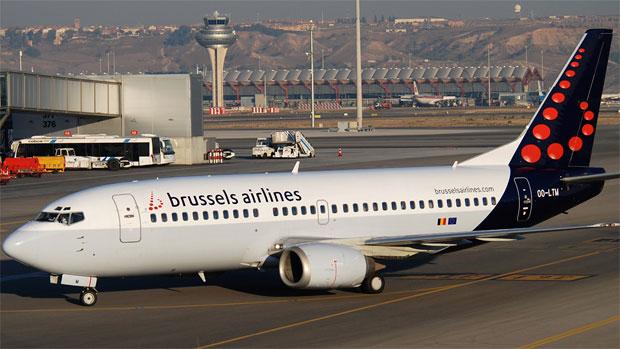Brussels Airlines 737-300 OO-LTM