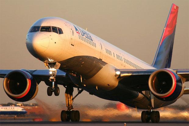 Delta 757-200 N656DL