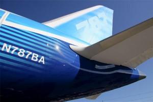 Boeing 787 N787BA