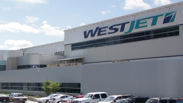 WestJet headquarters in Calgary