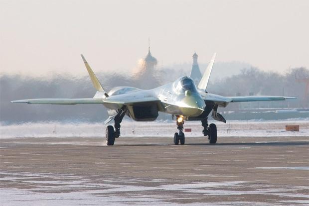 Sukhoi PAK/FA prototype