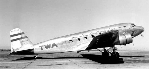 WA Douglas DC-2 NC13784