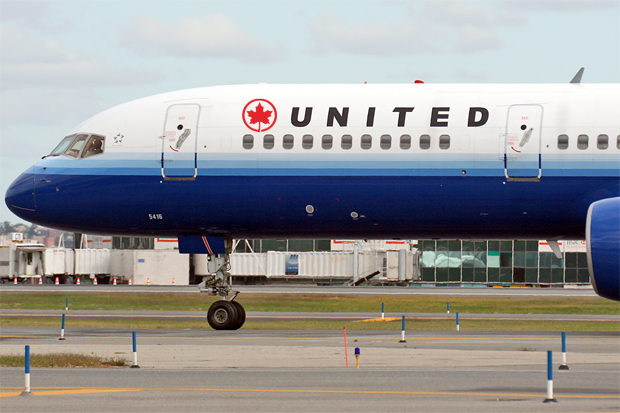 United Airlines and Air Canada joint venture