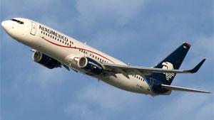 Aeromexico 737-800 XA-MIA