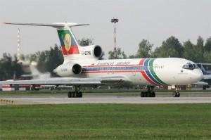 Dagestan Airlines Tupolev Tu-154