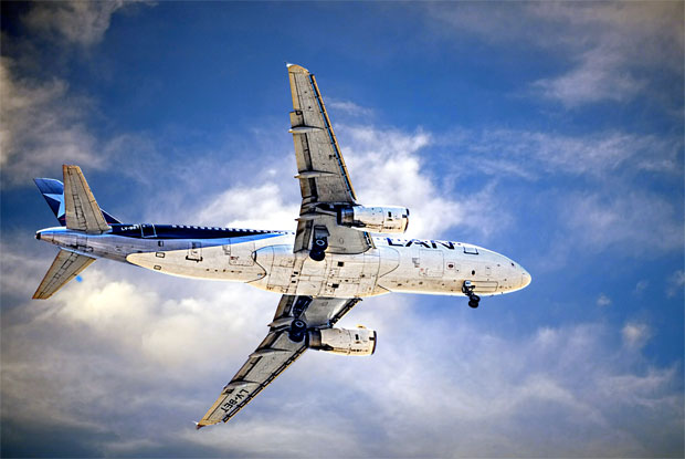 LAN Airbus A320