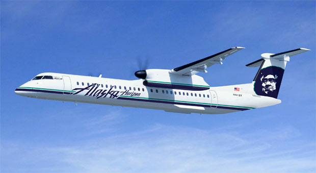 Horizon Air To Revamp Branding By Adopting Alaska Airlines