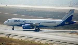 IndiGo A320 VT-INB at Bangalore