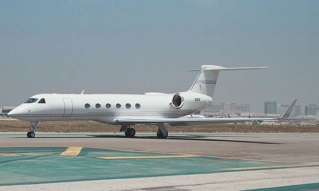 Steve Jobs Gulfstream Photo Challenge: Reward Offered
