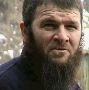 Dokka Umarov claimed responsibility for Moscow airport bombing