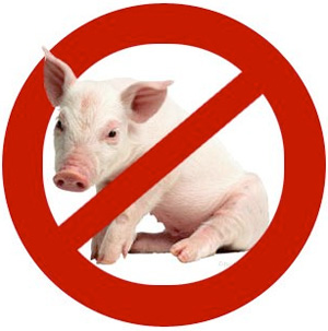 Bacon is not kosher