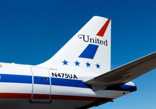 United Airlines Retro Airbus A320 Friend Ship N475UA