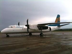 Merpati Nusantara Airlines Xian MA60