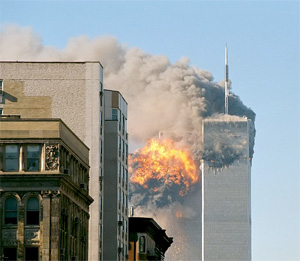 September 11th World Trade Center United Airlines Flight 175