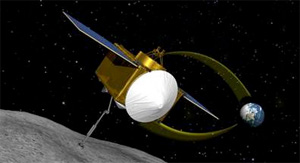OSIRIS-Rex spacecraft