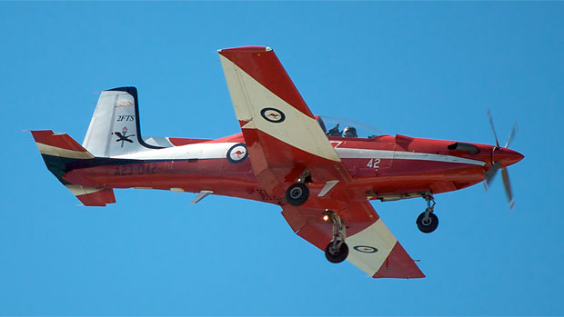 Royal Australian Air Force Pilatus PC-9