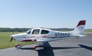 Cirrus SR-22 N526PG