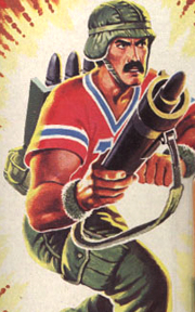 GI Joe Bazooka