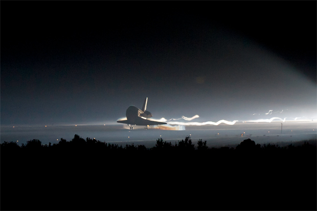 Atlantis touches down for the last time on July 21, 2011