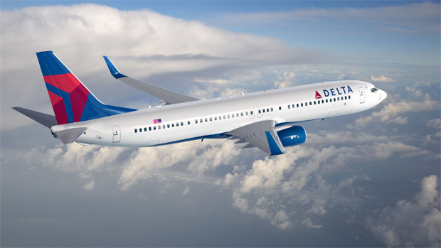 Rendering of a new Delta Air Lines Boeing 737-900ER