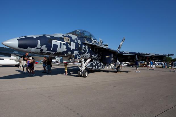 US Navy F/A-18 Super Hornet Digi-cam livery