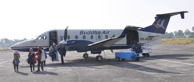 Buddha Air Beechcraft 1900D 9n-agh