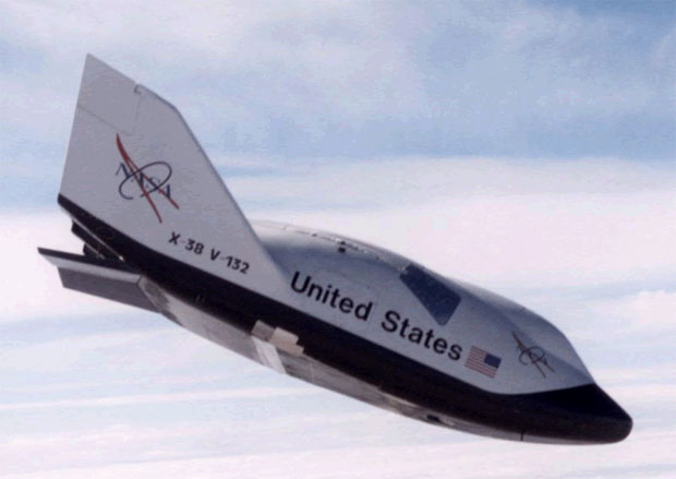 Certain elements of the X-37C proposal highlight mission aspects of the cancelled X-38 Crew Return Vehicle